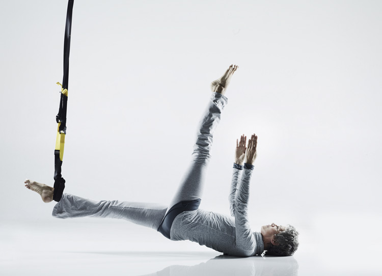 Photo TRX Pur ou TRX Pilates